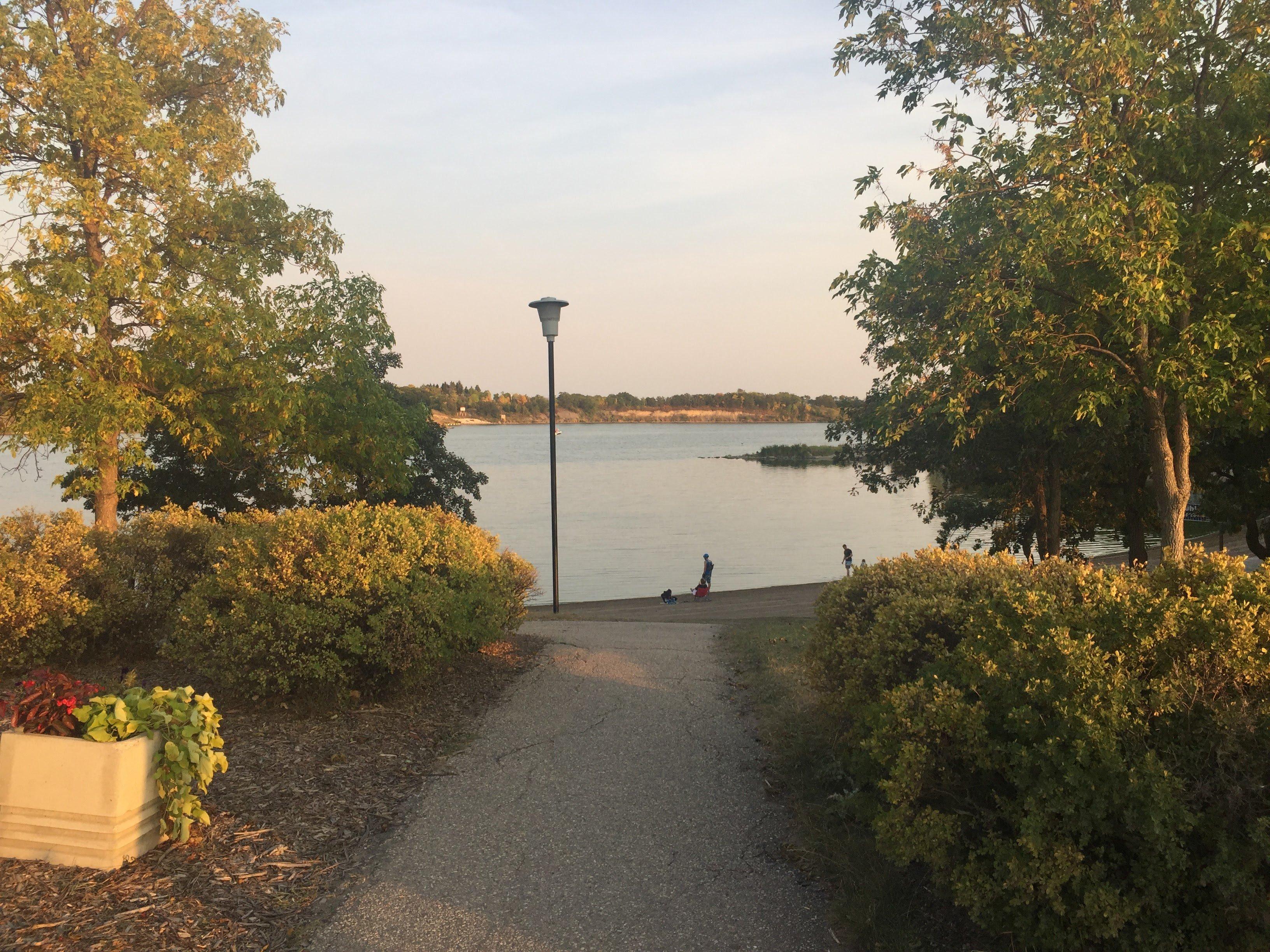 Lake Minnewasta Recreation Area