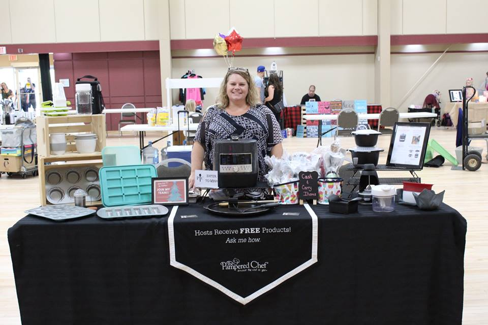 Pampered Chef at Pembina Valley Events