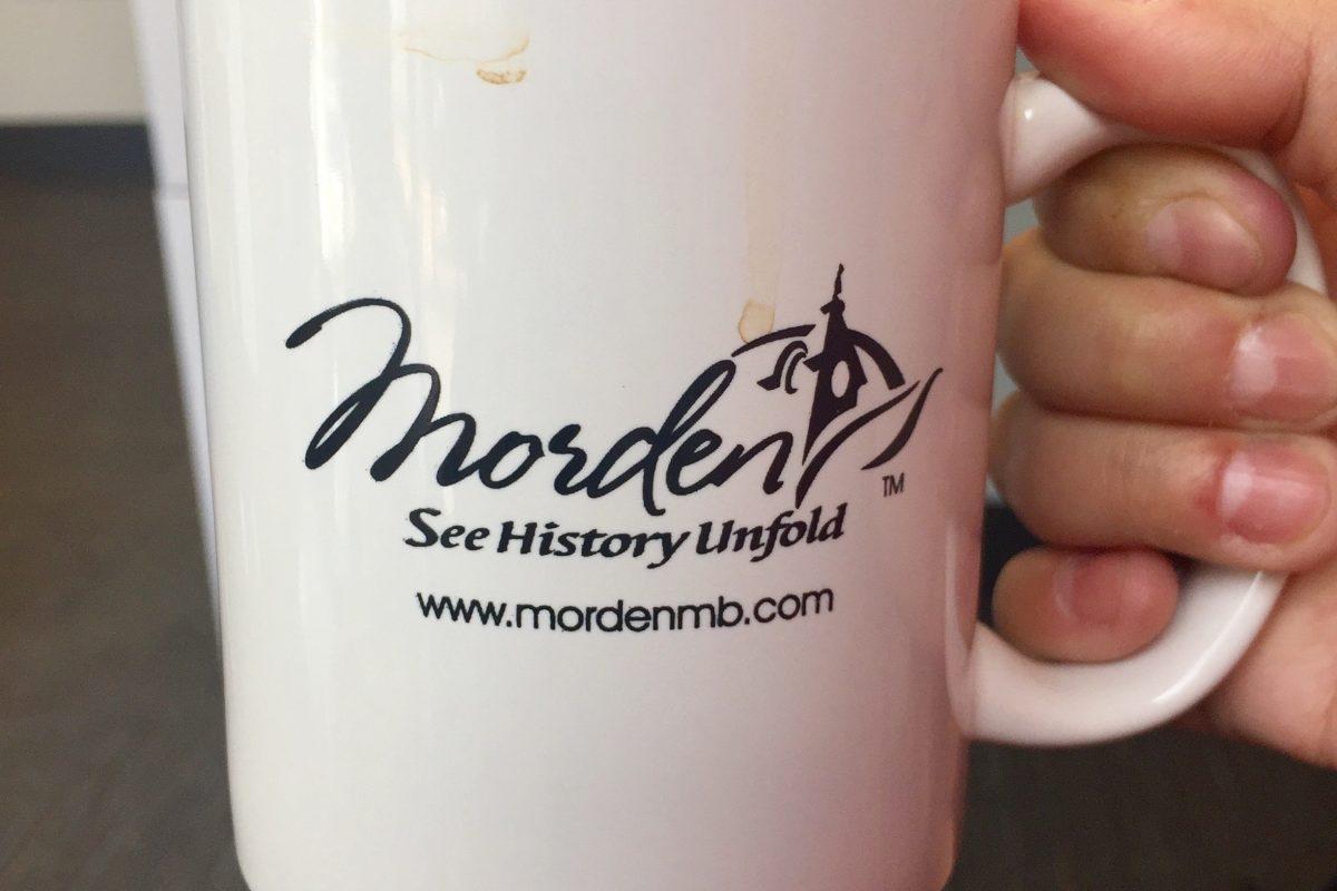 Mug City of Morden