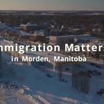 Morden Immigration Program Wins Promo Video