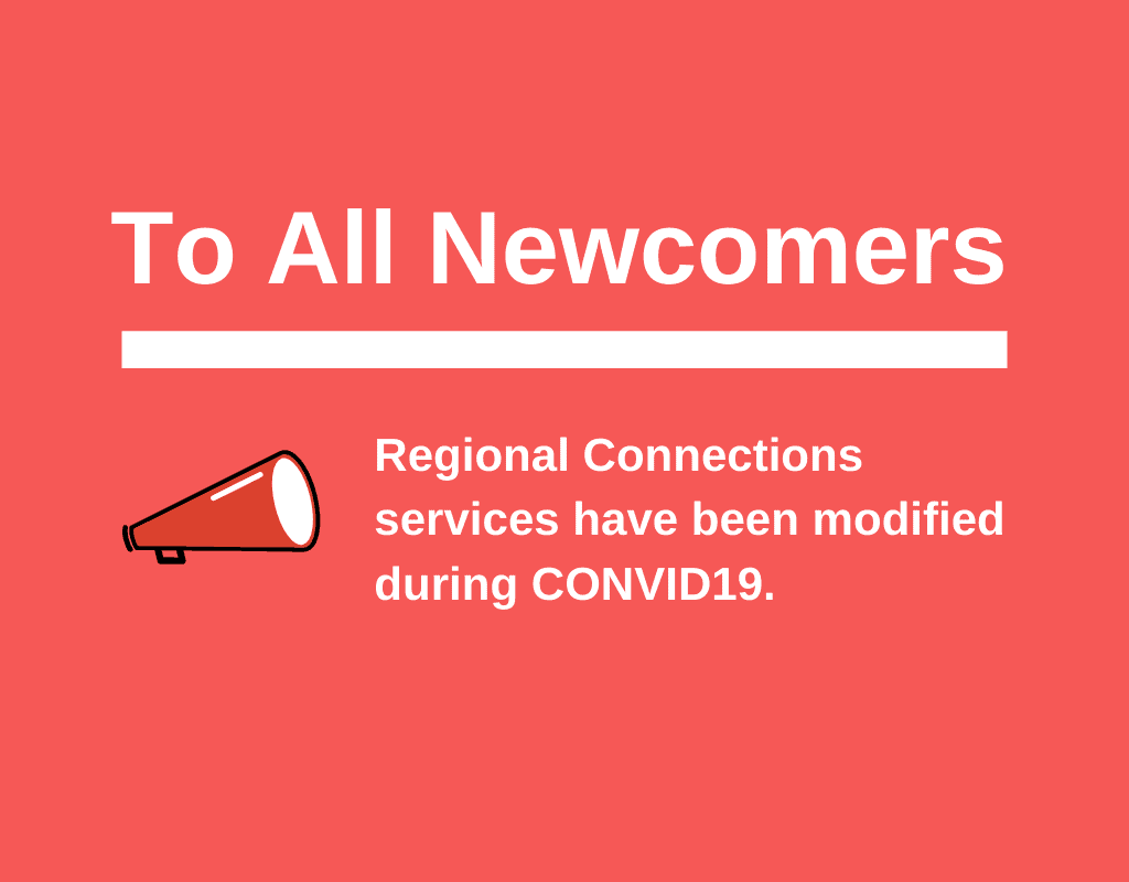 Regional Connections during COVID19
