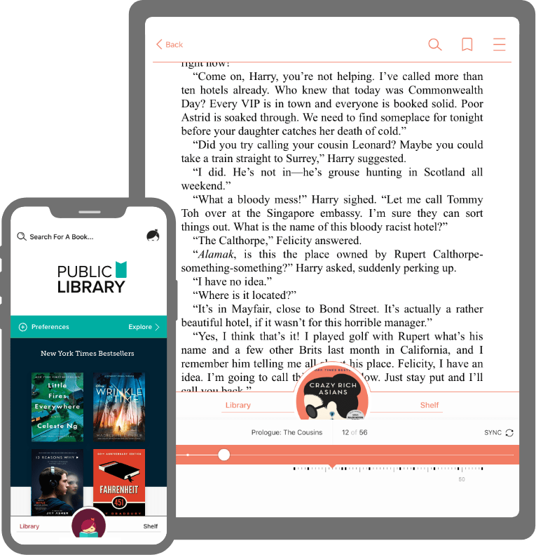 Your Local Library On Your Hand With Libby App